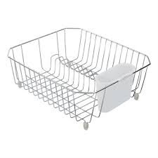 Rubbermaid Small Antimicrobial Dish Drainer