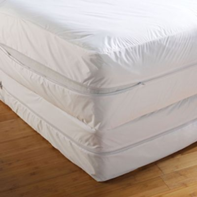 K/S Waterproof Bed Bug Mattress Protector