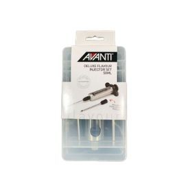 Avanti Deluxe Flavour Injector Set 50ml