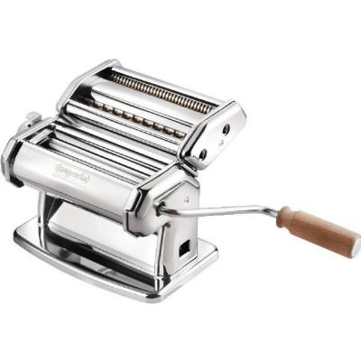 Imperia Pasta Machine ; Supplied with 2mm and 6.5mm cutters