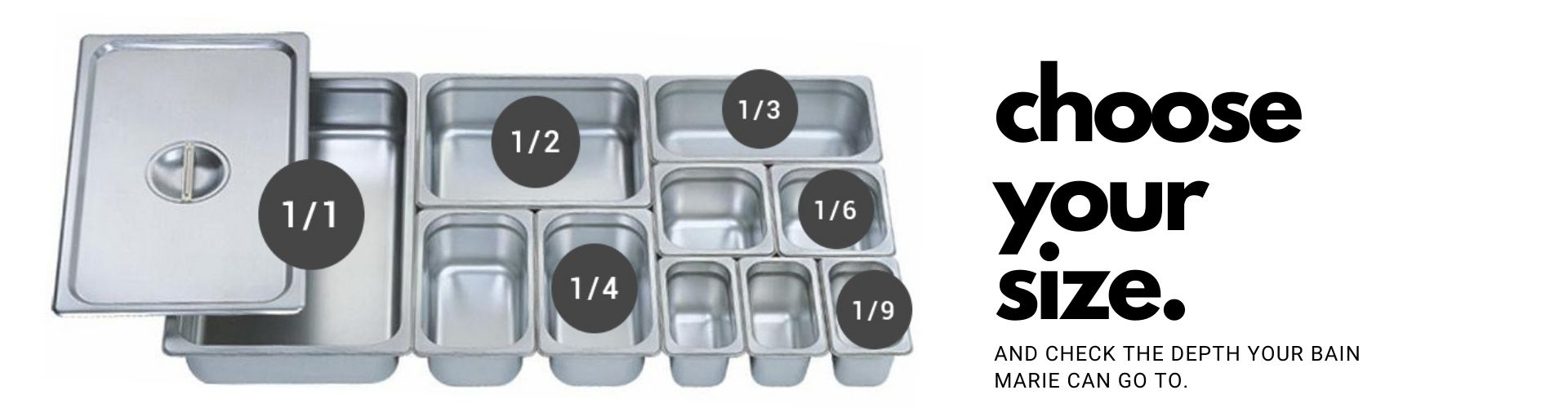 Gastronorm Food Pans