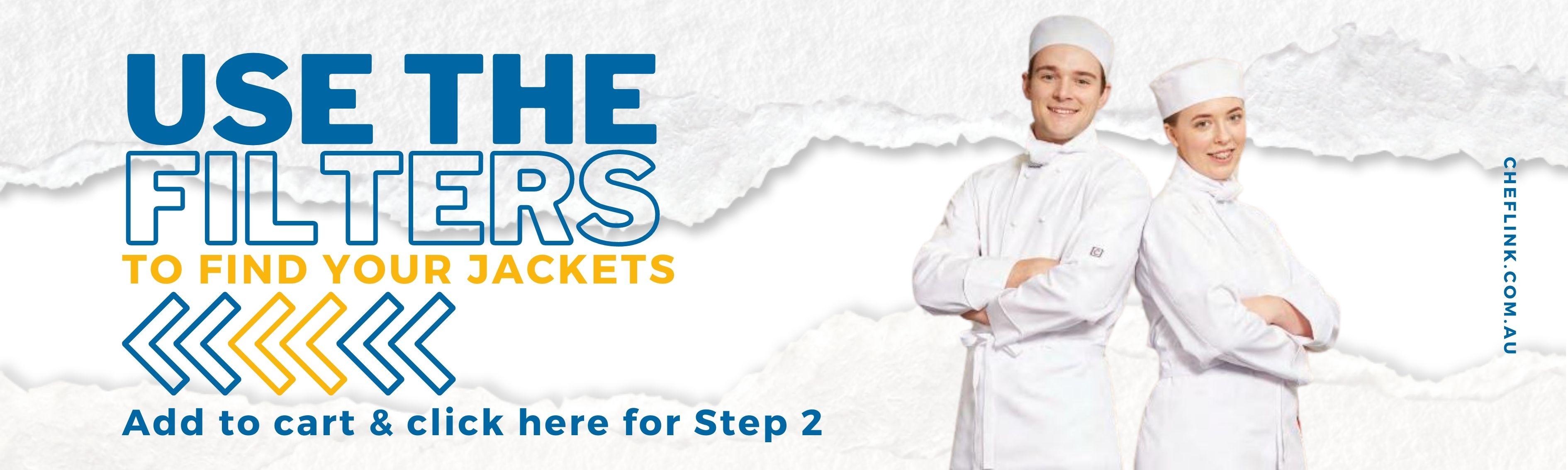 mix n match chefscraft tafe Step 1