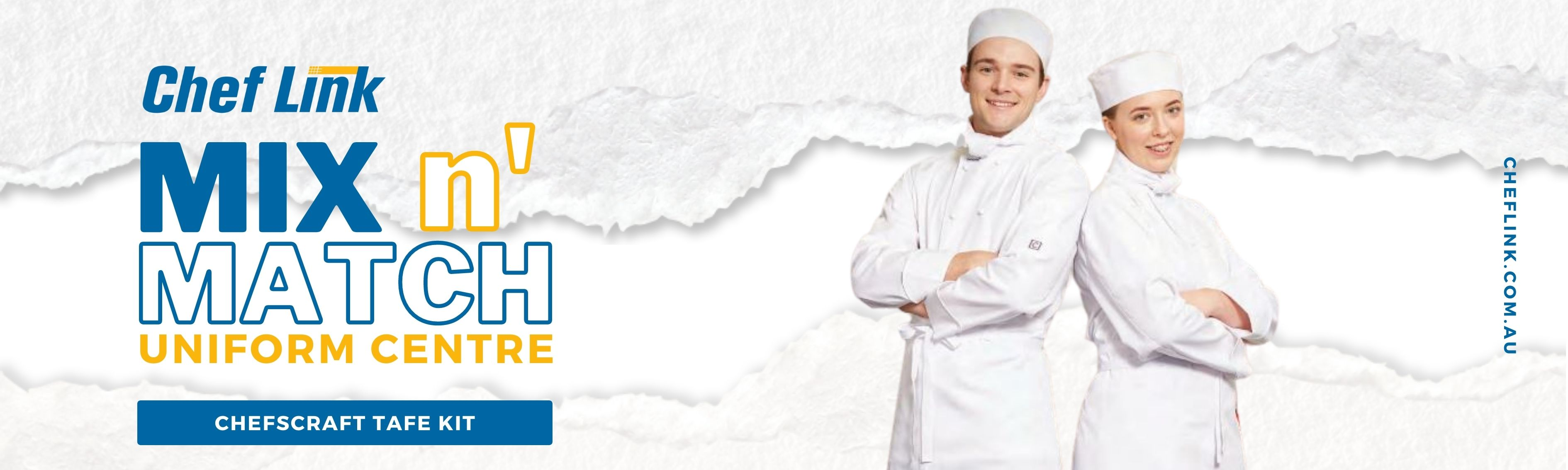 Mix n match chefscraft kit